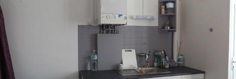 Location Appartement 1 pièce à Montluçon