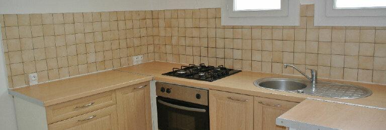 Location Appartement 3 pièces à Montluçon