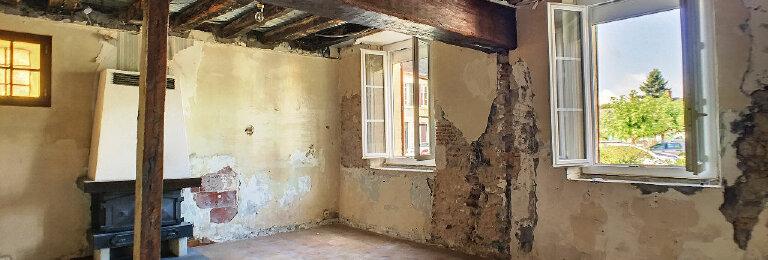 Achat Maison 3 pièces à Ingrannes