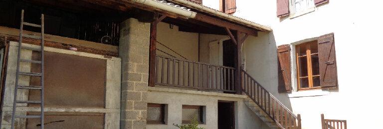 Achat Maison 6 pièces à Châteauneuf-de-Galaure