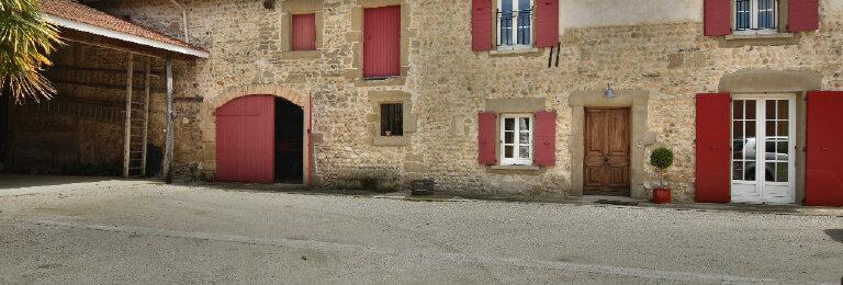 Achat Maison 9 pièces à Châteauneuf-sur-Isère