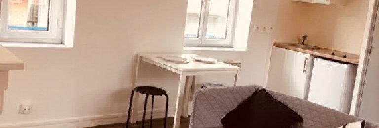 Location Appartement 2 pièces à Lille