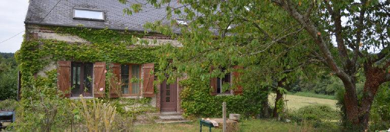 Achat Maison 4 pièces à Mortagne-au-Perche