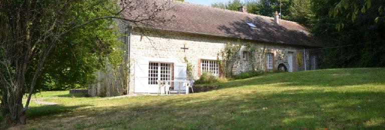 Achat Maison 6 pièces à Mortagne-au-Perche
