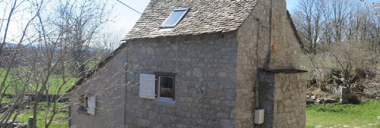 Achat Maison 3 pièces à Rieutort-de-Randon