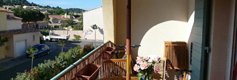 Achat Appartement 2 pièces à Le Beausset