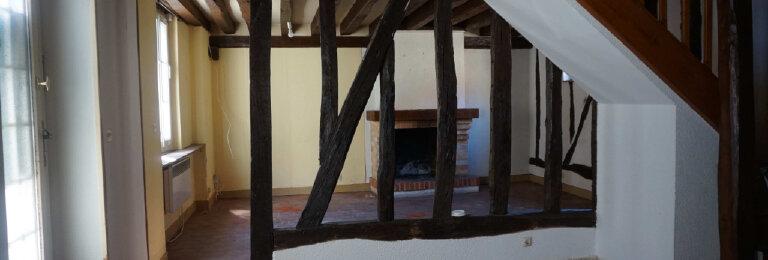 Location Maison 3 pièces à Lorris