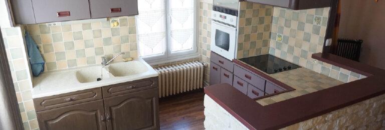 Location Maison 4 pièces à Châtillon-Coligny