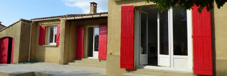 Achat Maison 4 pièces à Vedène