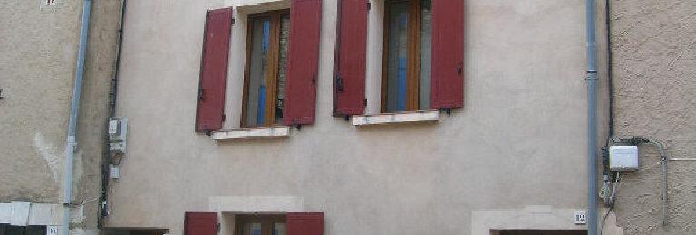 Location Maison 3 pièces à Régusse