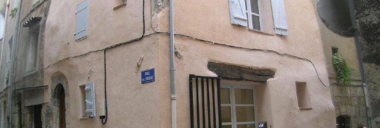 Location Maison 4 pièces à Aups