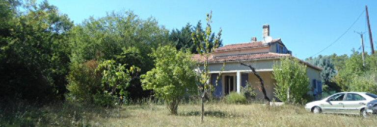 Achat Maison 3 pièces à Sillans-la-Cascade
