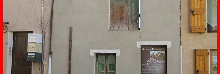 Achat Maison  à Sainte-Croix-du-Verdon