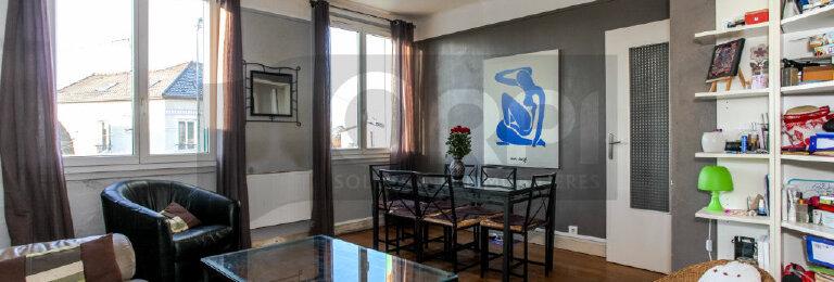Achat Appartement 3 pièces à Vaires-sur-Marne