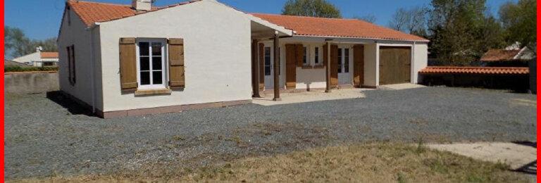 Achat Maison 5 pièces à Saint-Jean-de-Monts
