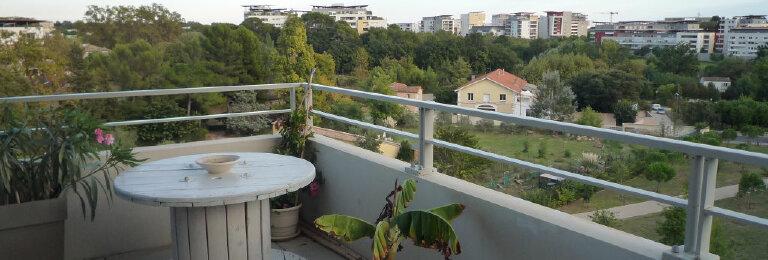 Location Appartement 4 pièces à Montpellier