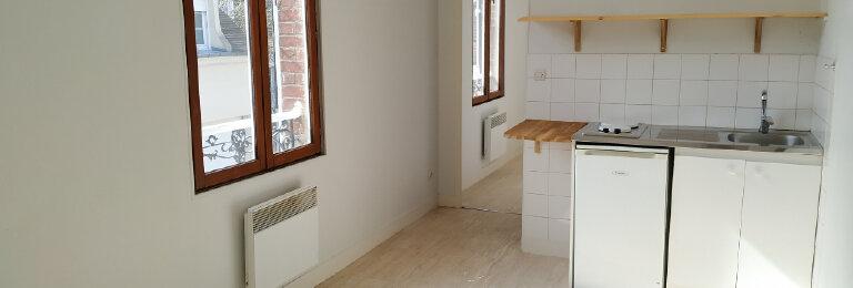 Location Appartement 2 pièces à Compiègne