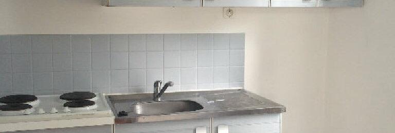Location Appartement 1 pièce à Compiègne