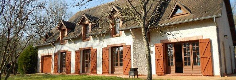 Achat Maison 7 pièces à Villefranche-sur-Cher