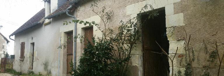 Achat Maison 2 pièces à Châteauvieux