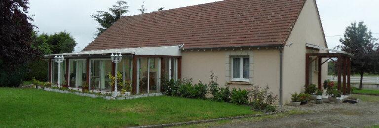 Achat Maison 4 pièces à Villefranche-sur-Cher