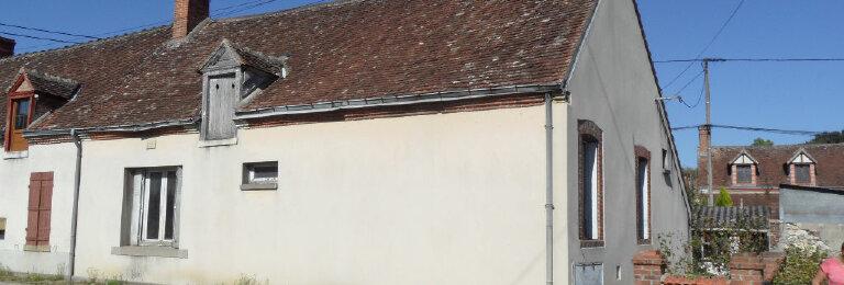 Achat Maison 3 pièces à Châtres-sur-Cher