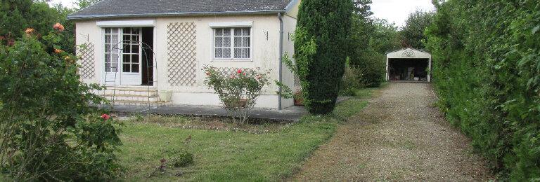 Achat Maison 3 pièces à Saint-Firmin-des-Bois
