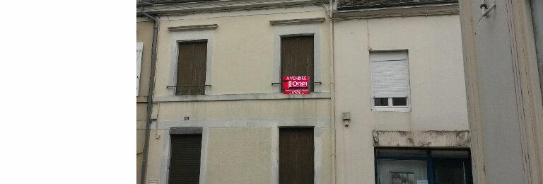 Achat Maison 6 pièces à Saint-Cosme-en-Vairais