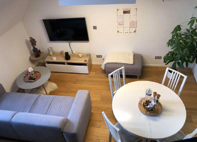 Appartement à louer 48.39m2 à Valenciennes