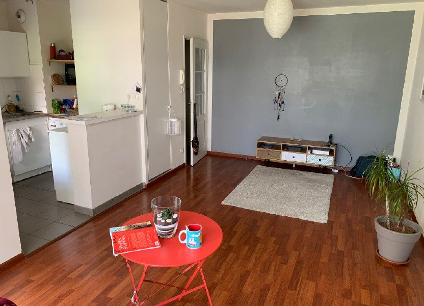 Appartement à louer 46m2 à Valenciennes