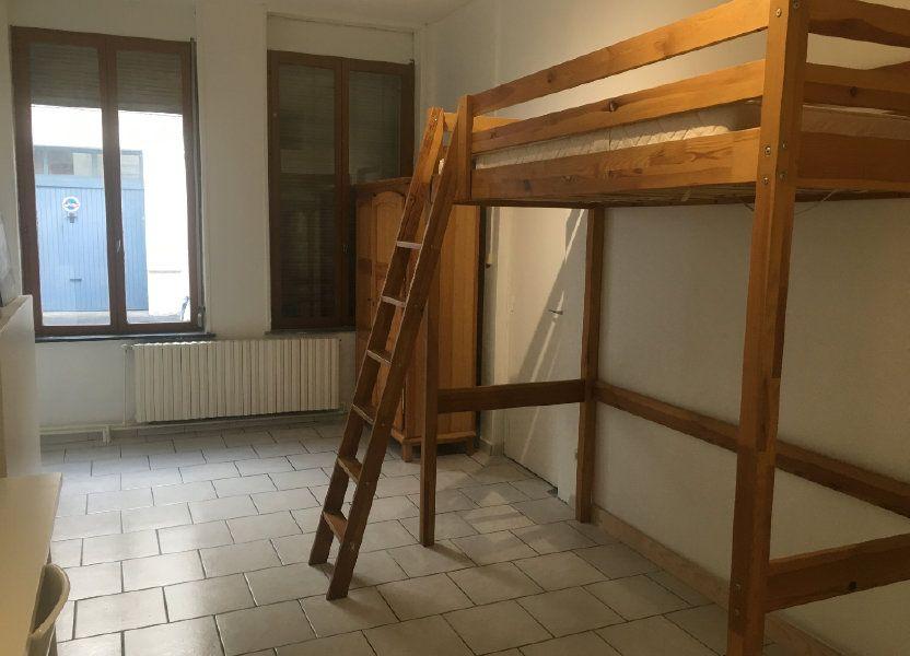 Appartement à louer 25m2 à Valenciennes