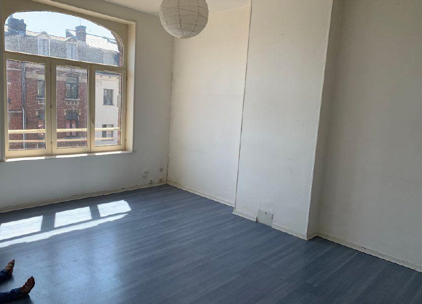 Appartement à louer 83m2 à Valenciennes