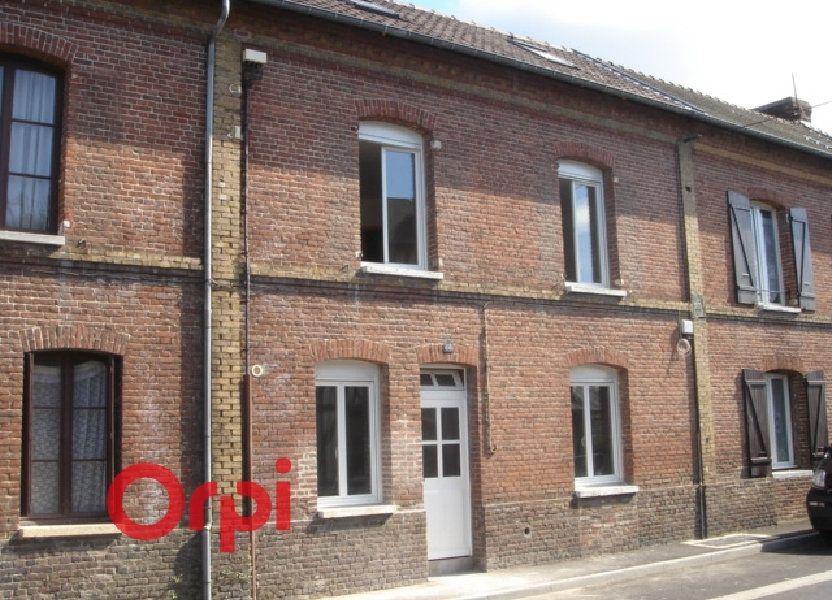 Appartement à louer 77.99m2 à Brionne