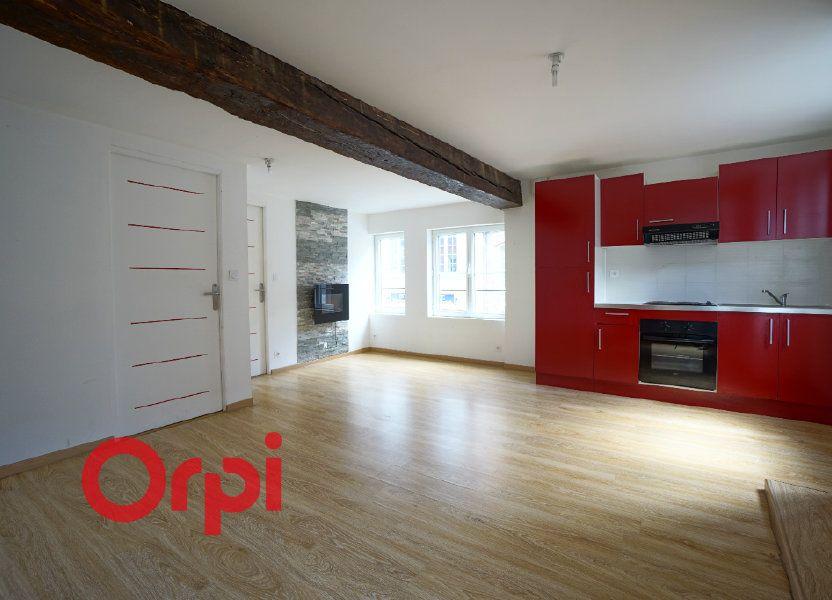 Appartement à louer 50.5m2 à Bernay