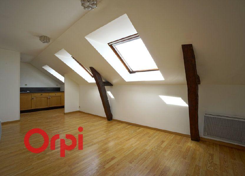 Appartement à louer 30.61m2 à Bernay