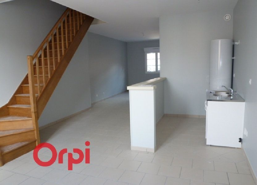 Appartement à louer 90.3m2 à Bernay