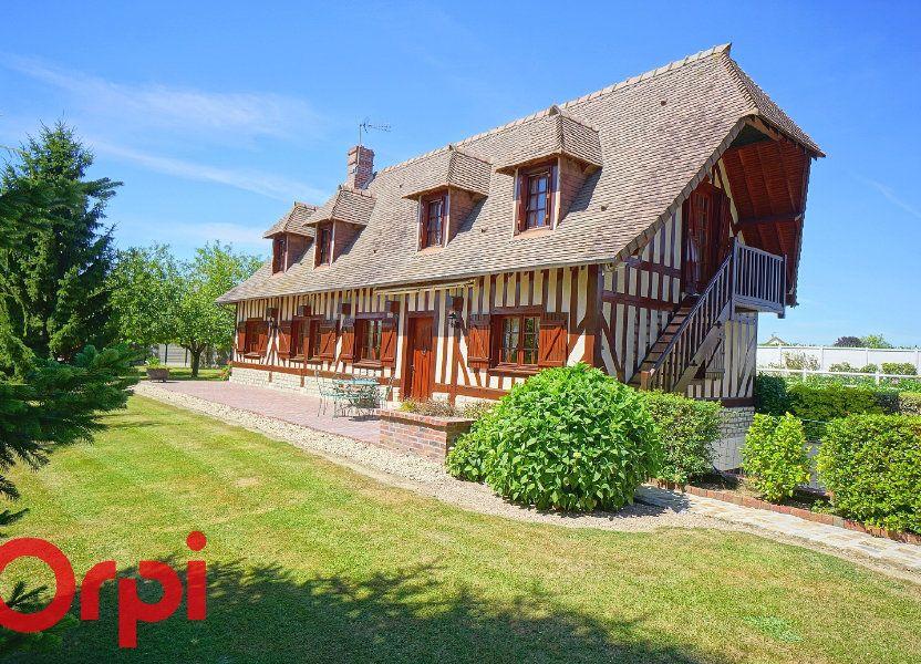 Maison à vendre 120m2 à Courbépine