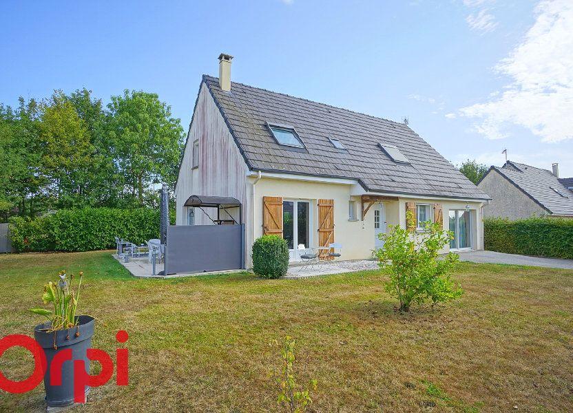 Maison à louer 138.84m2 à Bernay