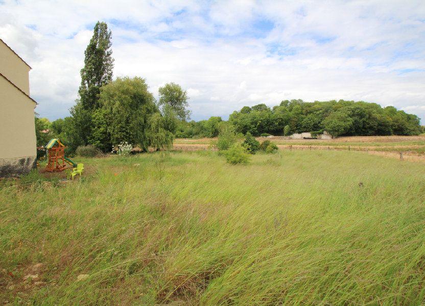 Terrain à vendre 837m2 à Nanteuil-le-Haudouin