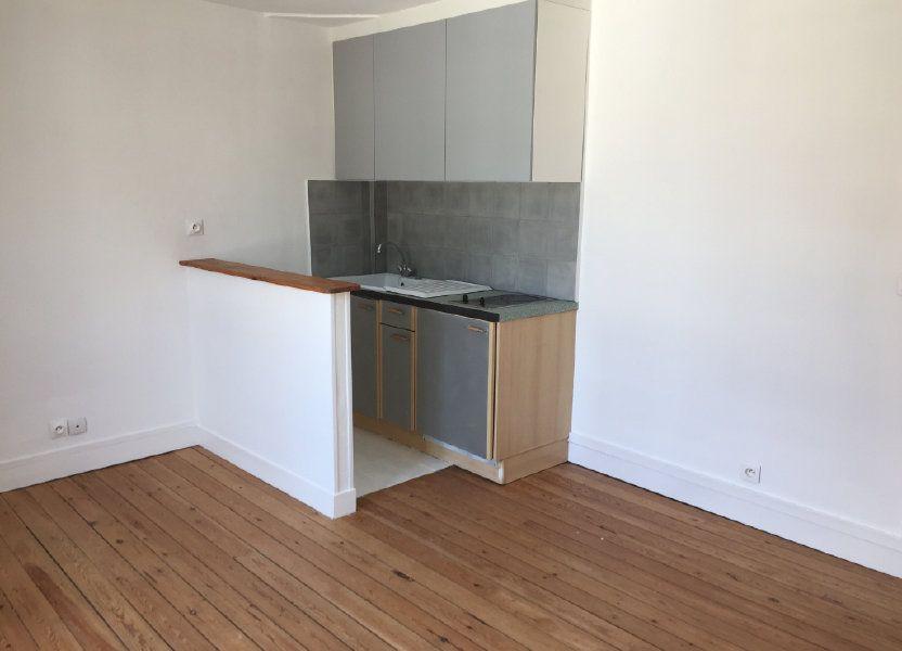 Appartement à louer 31.8m2 à Senlis