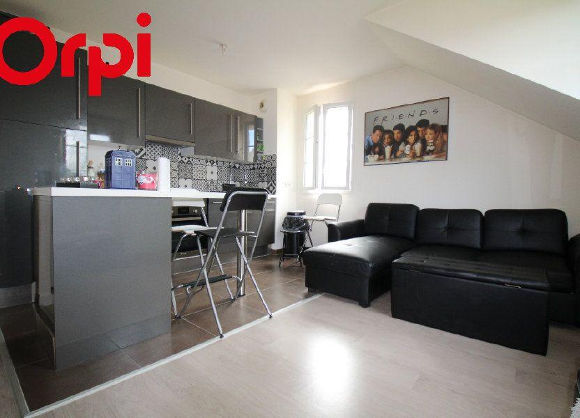 Appartement à vendre 38.16m2 à Nanteuil-le-Haudouin