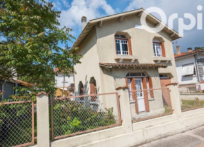 Maison à vendre 100m2 à La Tremblade