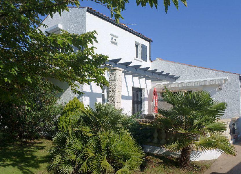 Maison à vendre 188m2 à Bourcefranc-le-Chapus