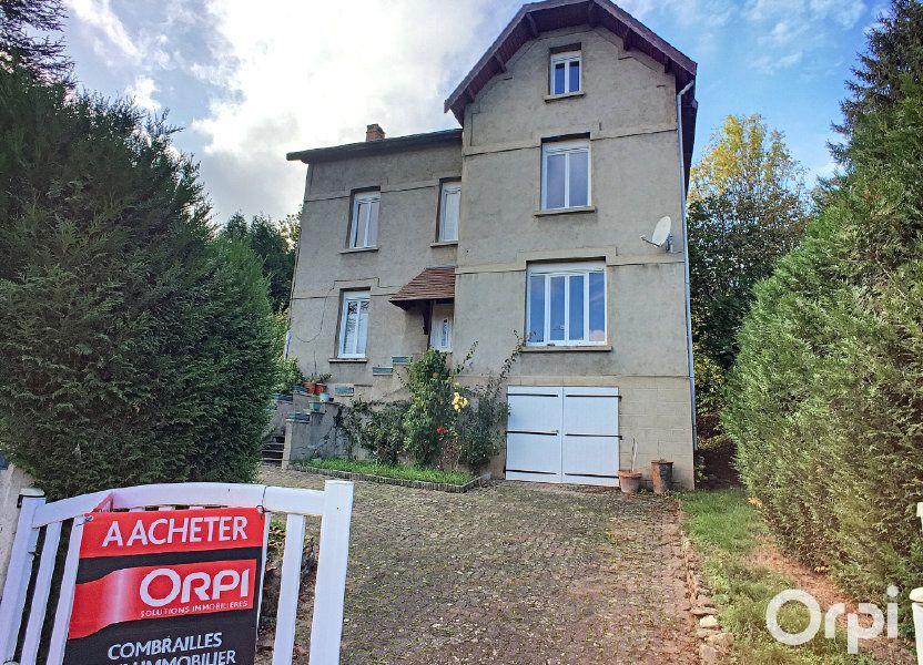Maison à vendre 145m2 à Saint-Éloy-les-Mines