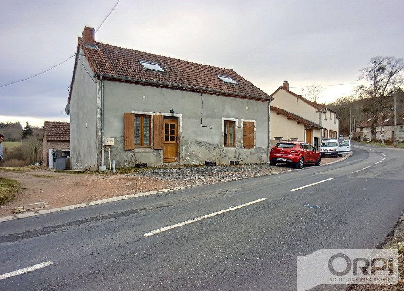 Maison à vendre 94.5m2 à Saint-Éloy-les-Mines