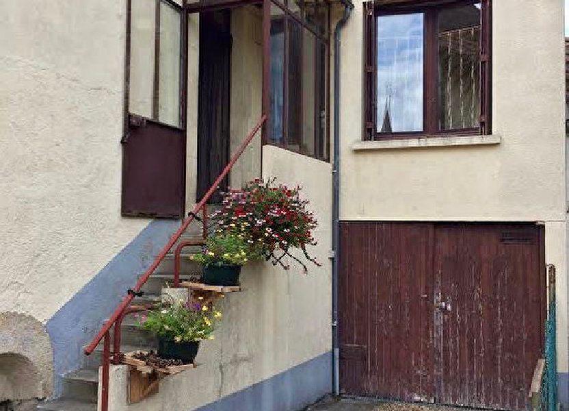 Maison à vendre 52m2 à Charenton-du-Cher
