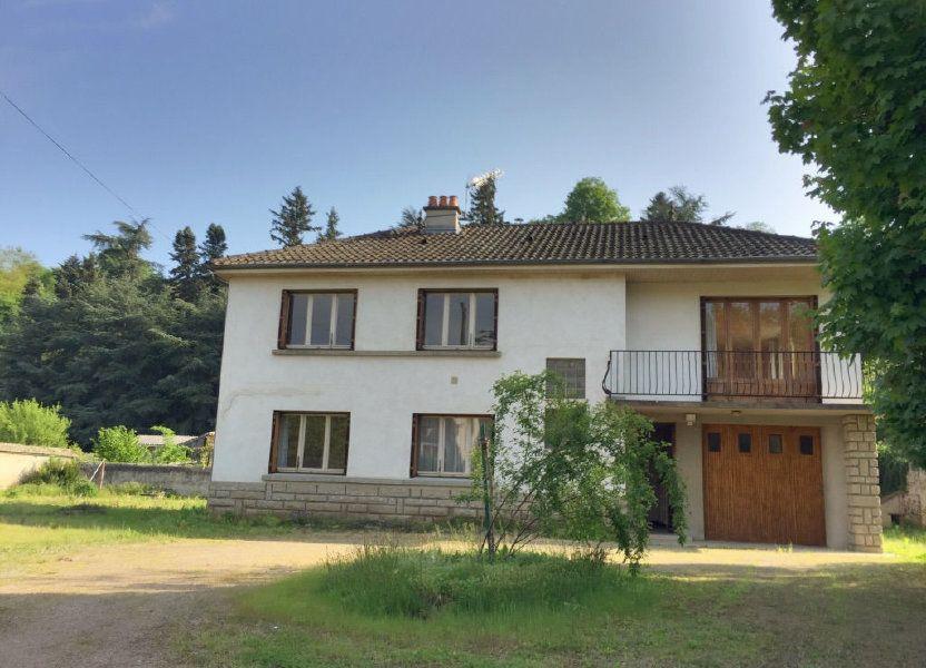 Maison à vendre 140m2 à Hérisson