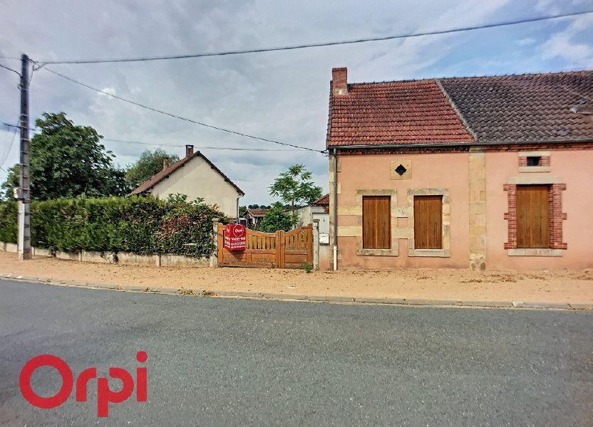 Maison à vendre 67.76m2 à Saint-Angel