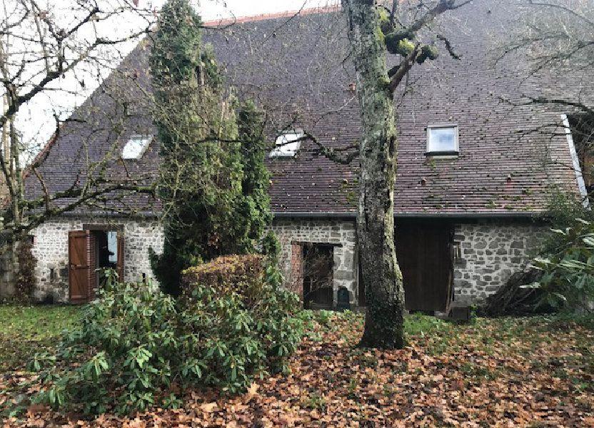 Maison à vendre 190m2 à Saint-Julien-le-Châtel