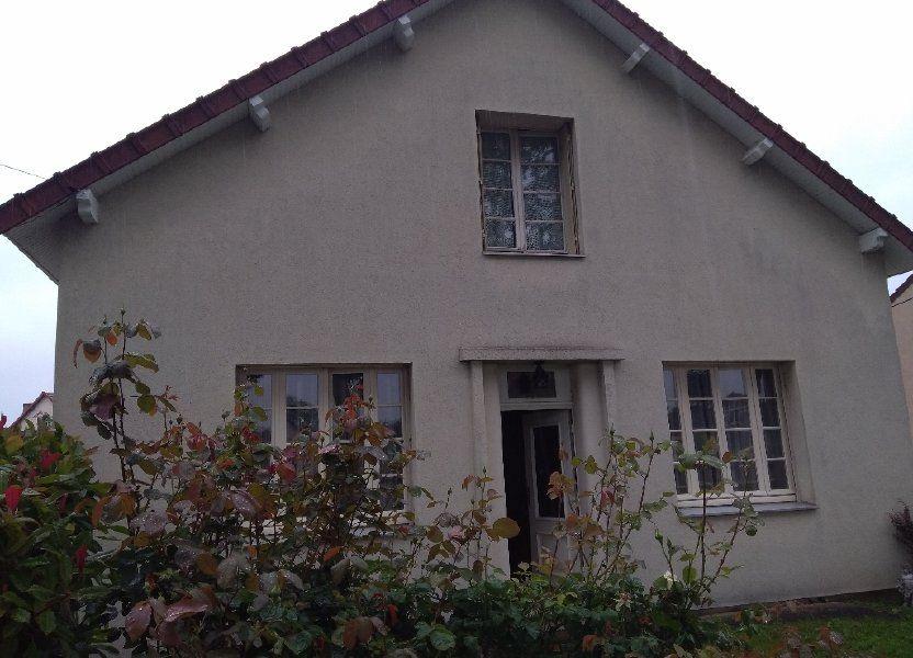 Maison à vendre 104m2 à Montluçon